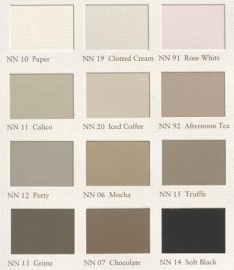 Houtverven New Neutrals Eggshell Painting The Past