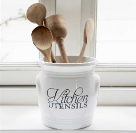 Kitchen Utensils Canister Riviera Maison 240690