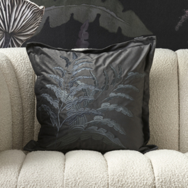 Rugged Luxe Fern Pillow Cover 50x50 Riviera Maison 488270