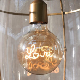 RM Love Hanging Lamp LED Bulb Riviera Maison 432330