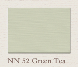 Painting the Past -NN52 Green Tea Houtverf Eggshell 750 ml