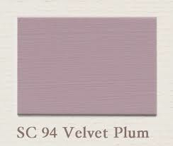 Painting the Past –SC94 Velvet Plum Houtverf Matt750 ml