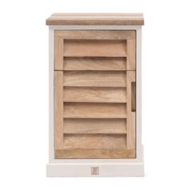 Pacifica Bed Cabinet Right Riviera Maison 475730
