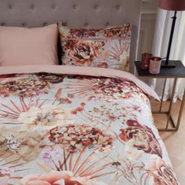 Riviera Maison dekbedovertrek Faded Flower Duvet Cover multi 240x200x220 470340