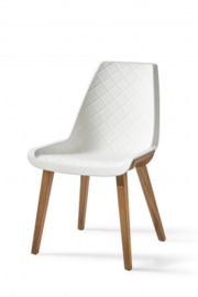 Amsterdam City Dining Chair, pure white Riviera Maison 4321001