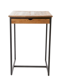 Shelter Island Bar Table 70x70 cm Riviera Maison 306030