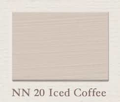 Painting the Past – NN 20 Iced Coffee Houtverf Matt 750 ml