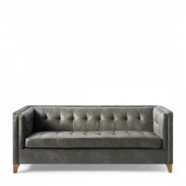 Radziwill Sofa 3 Seater, pellini, espresso Riviera Maison