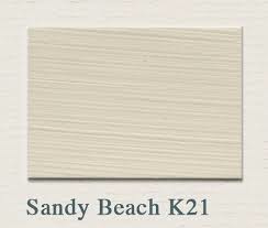 SALE Proefpotje Sandy Beach Painting the Past