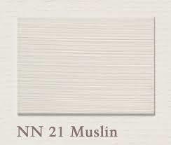 Painting the Past – NN21 Muslin Houtverf Eggshell 750 ml