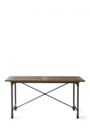 Brooklyn Dining Table 160x80 cm Riviera Maison 364140