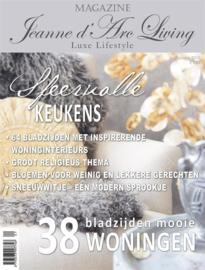 Jeanne dárc Living magazine nr 1 2018