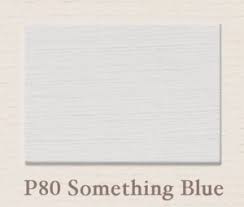 Painting the Past –P80 Something Blue Houtverf Eggshell 750 ml