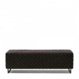 Room 48 Bench, pellini, espresso Riviera Maison 5011001