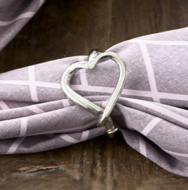 With Love.. Napkin Ring Riviera Maison 461460