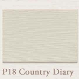 SALE Proefpotje Country Diary Painting the Past