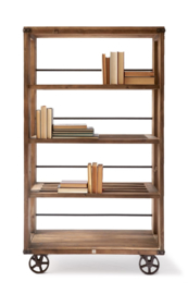 Old Mill Display Cabinet, high Riviera Maison 322260
