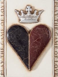 T066 Heart & Crown Sid Dickens tegel bij Jolijt