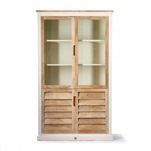 Pacifica Glass Cabinet Riviera Maison 407670