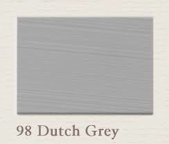 Painting the Past –98 Dutch Grey Houtverf Eggshell 750 ml