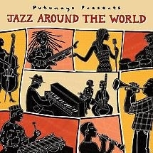 Putumayo Cd Jazz around the world bij Jolijt