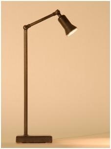 Sirmione Bureaulamp Tierlantijn bij Jolijt loodkleur