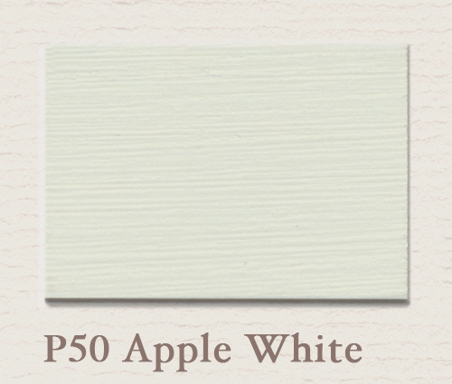 Painting the Past – P50 Apple White Houtverf Eggshell 750 ml