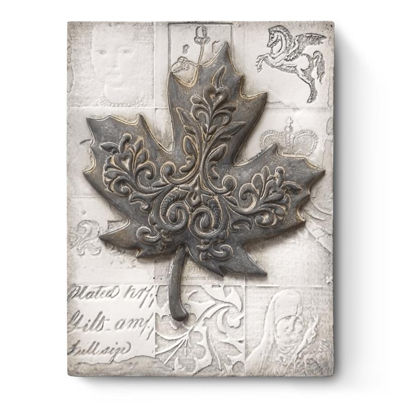 T517 Maple Leaf Sid Dickens tegel
