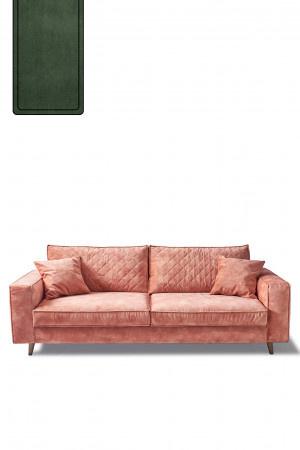 Kendall Sofa 2,5 Seater, velvet, ivy,Riviera Maison 4218002