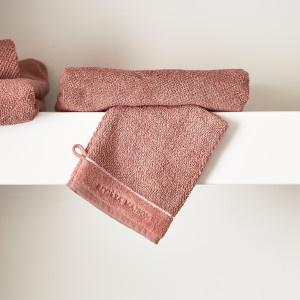 RM Elegant plum Washcloth Riviera Maison 466930