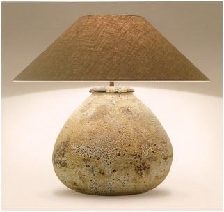 Bellimo Tafellamp Tierlantijn (inclusief kap)