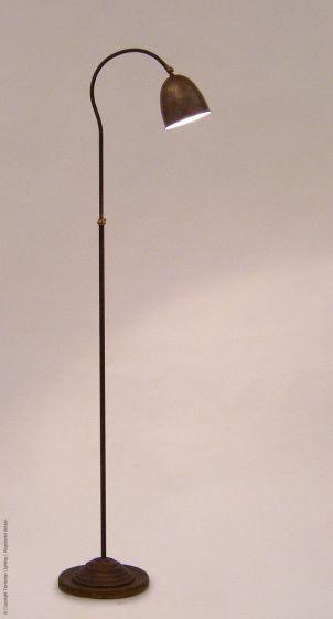 Garda Vloerlamp Loodkleur (grijs) Frezoli   L.064.91.210