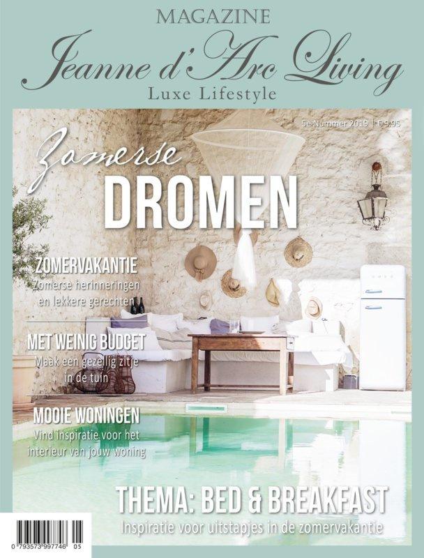 Jeanne DÁrc Living magazine nr 5 2019