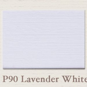 SALE Proefpotje Lavender White Painting the Past