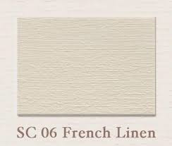 Painting the Past - SC 06 French Linen Houtverf eggshell 750 ml