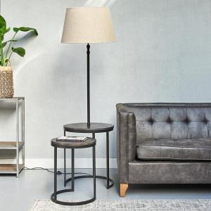 Bedford Avenue Side Table Lamp Riviera Maison 428320