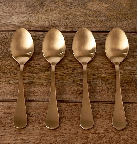 Verona Spoons 4 pcs Riviera Maison 349110