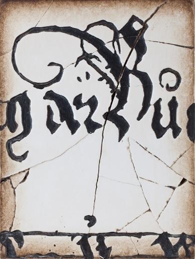 AP 11 Medieval Script - 20th Anniversary Sid Dickens tegel bij Jolijt