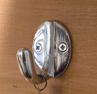 Kleine Haak Small Kitchen Hook Riviera Maison 125710