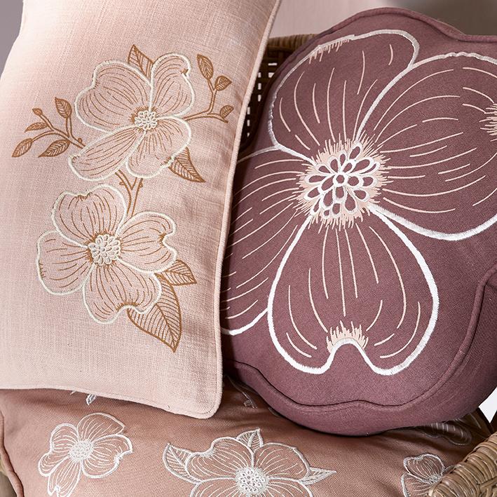 Fleurs Pillow Cover Riviera Maison 479510