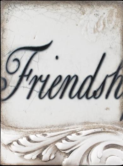 T 251 Friendship Sid Dickens tegel tegel bij Jolijt