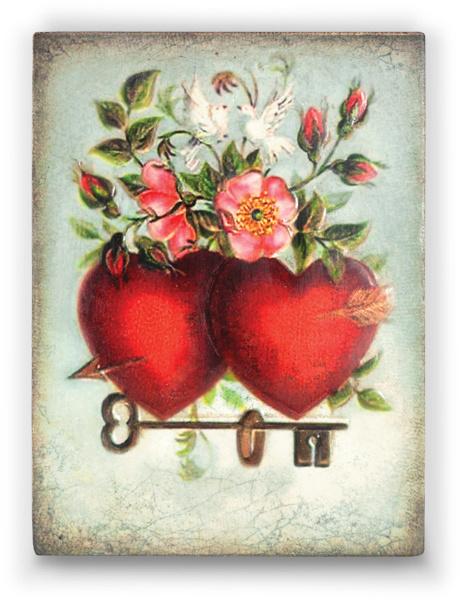 SP01 Mi Amor Sid Dickens Tegel  (Valentine's Day)