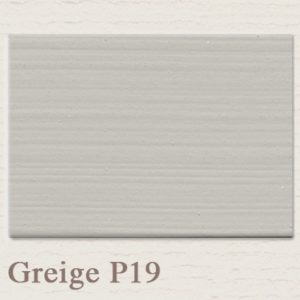 Painting the Past – P19 Greige  Houtverf Eggshell 750 ml