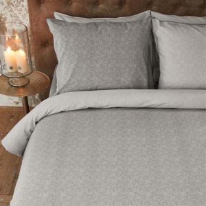 Riviera Maison Dekbedovertrek Gently Duvet Cover sand 140x200/220 (187872) .