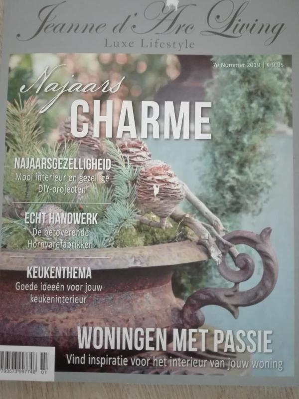 Jeanne d 'Arc Living Magazine nr. 7-2019