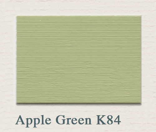Painting the Past –k84  Apple Green Houtverf Matt 750 ml