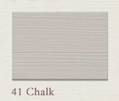 Painting the Past - 41 Chalk Houtverf Eggshell 750 ml