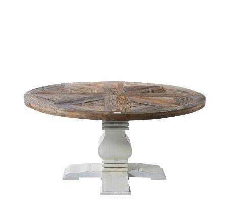 Crossroads Round Dining Table 160 Riviera Maison 224660