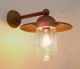 Cerreto wandlamp bruin Patina Frezoli