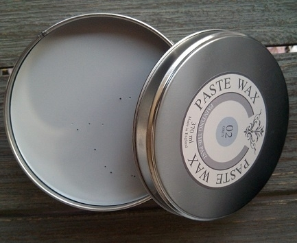 Paste Wax Grijs Painting the Past
